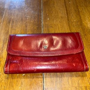 Bosca Res Leather Wallet
